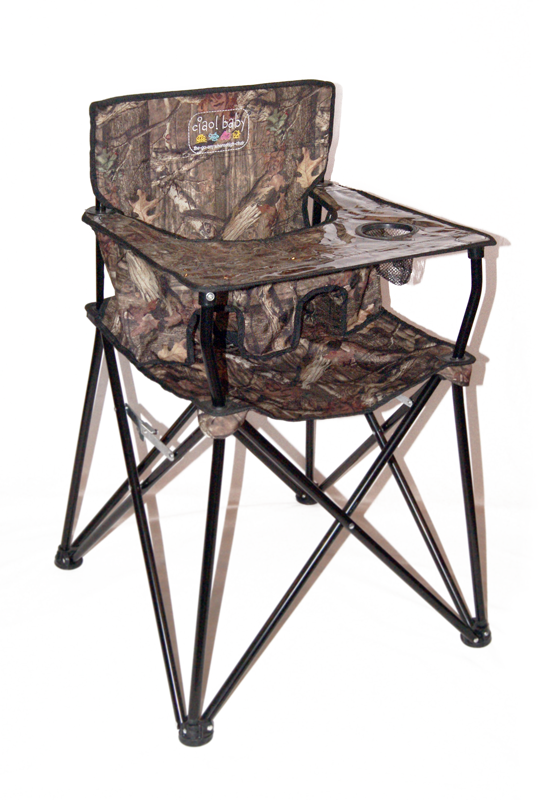ciao baby chair now available in Mossy Oak
