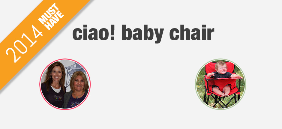 Ciao Baby The Portable High Chair