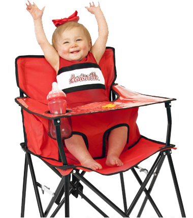 Ciao! Baby   The Portable High Chair |